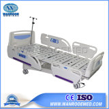 Elektrisches Bett der Bae517ec Krankenhaus-Walzen-Prüfungs-ICU mit Matratze