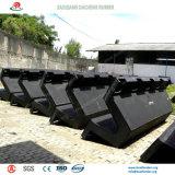 Einfache installierte quadratische Schutzvorrichtungen, zum der Lieferung und des Docks zu schützen