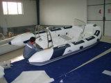 Nervurer le bateau gonflable 5.2m avec l'approbation de la CE (NERVURE 520B)