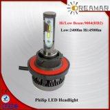Doppio faro del fascio 9004 Pi68 LED del Philip per l'automobile