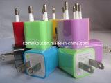 Apple iPhone 4 用のカラフルなポータブル USB AC 充電器 4G 4GS 4S