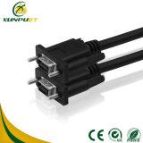 Connettore del cavo elettrico del collegare di dati per i collegamenti del servizio rete