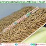 Thatch sintético que telha a tampa mexicana 2 do cabo da chuva do Thatch de lingüeta artificial da palma de Rio do Thatch de Thaych Bali Java Palapa Viro