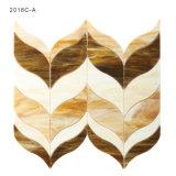 De Bladen van het Mozaïek van het Gebrandschilderd glas van het Strand van de Vorm van de douane voor Hete Verkoop