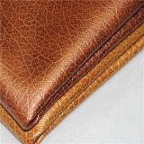 Cuoio decorativo popolare per il sofà e la mobilia (DS-B846)