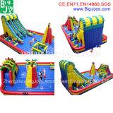 Parque infantil inflável interior equipamento, Funcity inflável para venda (BJ-F41)