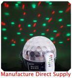 Kristall-LED flüssiges Kugel-Licht des Selbstmodus-mit Fernsteuerpult (MXS-012)