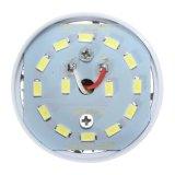 Brilhante branco da luz de bulbo 550lumens do diodo emissor de luz de E27 B22 65W para o quarto Home AC220V