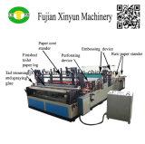Precio automático de alta velocidad de la máquina de la fabricación de papel de tejido de tocador el rebobinar
