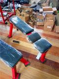 Handelshammer-Stärken-Gymnastik-Eignung-Geräten-flacher Prüftisch für Taille