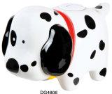 소리 (DG4806)를 가진 강아지 동전 은행 저축 상자