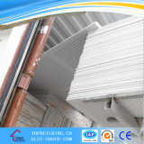 Akustisches Gypsum Ceiling Tile 600*600*9mm/600*600*12mm