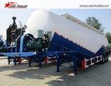 30-35tonバルクセメントのタンカーのセメントの輸送のトラックのトレーラー
