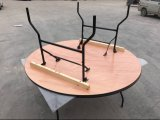 卸し売り高品質の合板の宴会の折りたたみ式テーブルかRouldの折りたたみ式テーブル