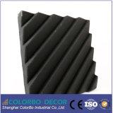 Панель материальной крытой стены волокна полиэфира декоративная акустическая