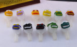 New Design Hooks Shisha Bowl para Fumar Universal People por Shining Glass