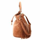 Trending Bucket Drawstring Fringe Shoulder Bag (MBNO040059)