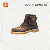 Повседневный из натуральной кожи сапоги защитные ботинки для мужчин и женщин