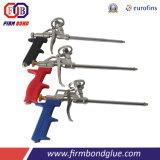 Instalación de puertas y ventanas metálicas Pistola de espuma PU