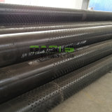 Qualidade quente tubos perfurados perfurado a drenagem do tubo do filtro