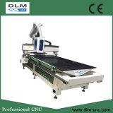 Máquinas de fabrico de mobiliário de madeira com Sistema de Descarga
