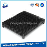 Customized Aluminum Profiles Radiator for Welding Machine with Zinc Plating