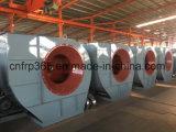 Montado na parede de PRFV/Carbono/ventilador centrífugo em aço inoxidável