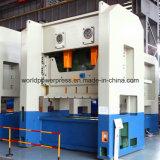Rahmen-mechanische stempelnde Metallpresse 315 Tonnen-H