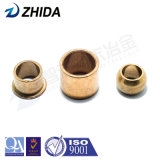 Powder Metallurgy sinterizado casquillo de bronce con ISO Certificado