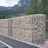 Stützmauern China-Hersteller-Gabion geschweißte Wand-/Galvanized-Gabion (XM-016)