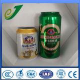 ろ過のない缶詰にされた4% Alc 330mlのラガービール