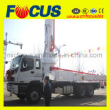 caminhões da bomba concreta do crescimento de 37m 39m com baixo consumo de combustível