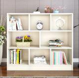 Het houten Boekenrek van het Ontwerp van de Kleur Nieuwe