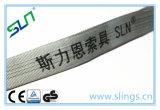 2018 imbracatura di sollevamento della tessitura del duplex del poliestere da 4 tonnellate