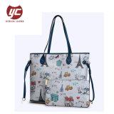 Yc-H051 Newest Meilleure vente Creative Printing Handbag femmes Shopper