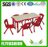 Móveis para crianças Mesa e cadeira de estudo de madeira (SF-21C)