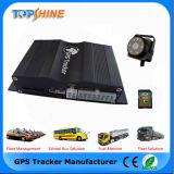 GPS van Topshine de Drijver van de Vrachtwagen met Dubbele Camera voor Onverwachte Foto