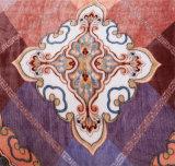 MicrofiberはQuick-Dry印刷された珊瑚の羊毛のフランネル毛布を印刷した