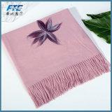 Xaile de seda do inverno do outono dos Scarves das mulheres do lenço do algodão