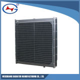 Wd33-1269td Radaitor en cuivre de l'eau du radiateur de chauffage du radiateur de refroidissement Exchange