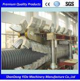 단 하나 벽 물결 모양 PVC 관 압출기 기계