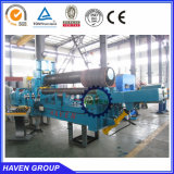 W11S-8X2000- máquina de rolamento hidráulica de dobra da máquina do rolo