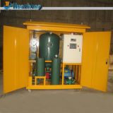 De mobiele Machine van de Reiniging van de Olie van de Transformator van de Filtratie van de Isolerende Olie van het Afval Vacuüm