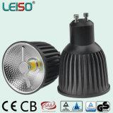 Punkt-Licht des Dimmabel PFEILER Reflektor-Cup-LED mit Unterseite GU10