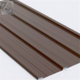 高い光沢のあるの0.47mmの厚さカラー上塗を施してあるPPGI波形の鋼板