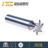 Fxcの炭化物標準外TスロットHSS製粉カッター