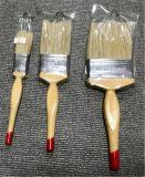 """Pennello di economia dei filamenti del poliestere 1 """" maniglia di legno 2 """" 3 """""""