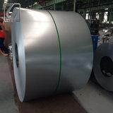 JIS G3302 SPCC laminé à froid en acier galvanisé avec SGS Rapport de test de la bobine