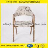 Cadeira de restaurante de madeira de Ash Tree de alta qualidade
