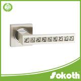 아연 합금 고품질 문 손잡이 Sokoth 의 다이아몬드 자물쇠